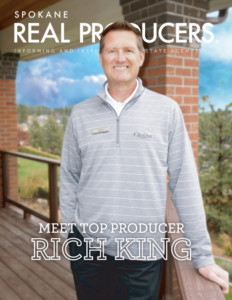 Spokane Real Producers - Rich King Real Estate