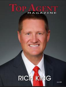 Top Agent Magazine - Rich King Spokane