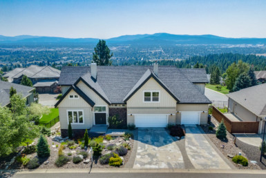 Custom-Built Dream Home