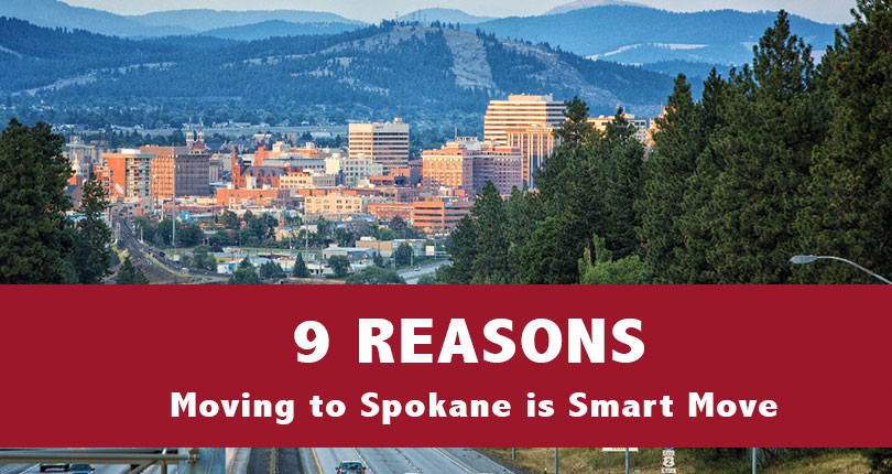 9 Reasons Moving to Spokane is Smart Move
