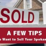 Sell Your Spokane Home