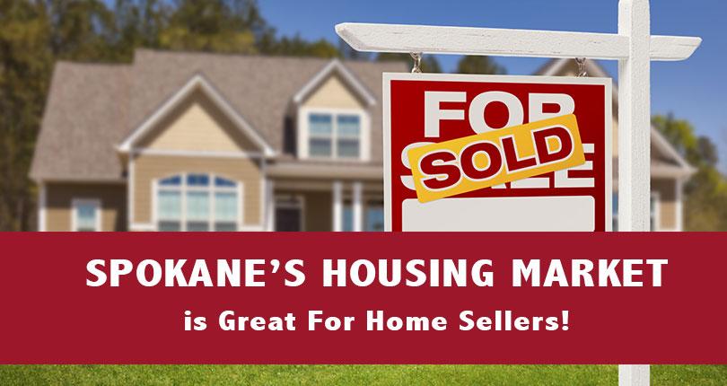 Why Spokane's Housing Market Shortage is Great For Spokane Home Sellers