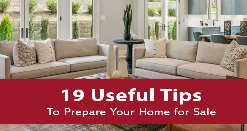 19 Useful Tips To Help You Get Your Spokane House Ready For Sale