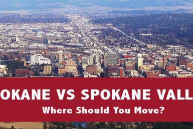 Spokane vs Spokane Valley