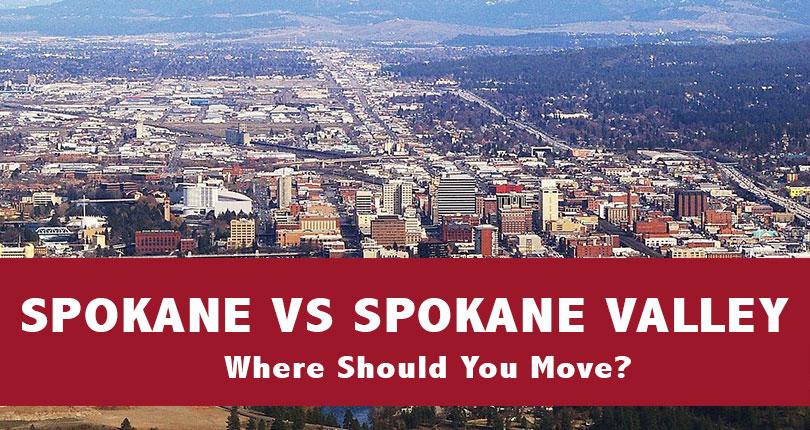 Spokane Valley Real Estate vs Downtown Spokane: Where Should You Move?